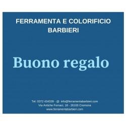 Buono Regalo Ferramenta Barbieri € 25,00